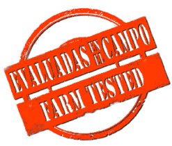 Tested on the farm stamp